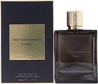 Cristiano Ronaldo Legacy by Cristiano Ronaldo - perfume for men - Eau de Toilette, 100ml