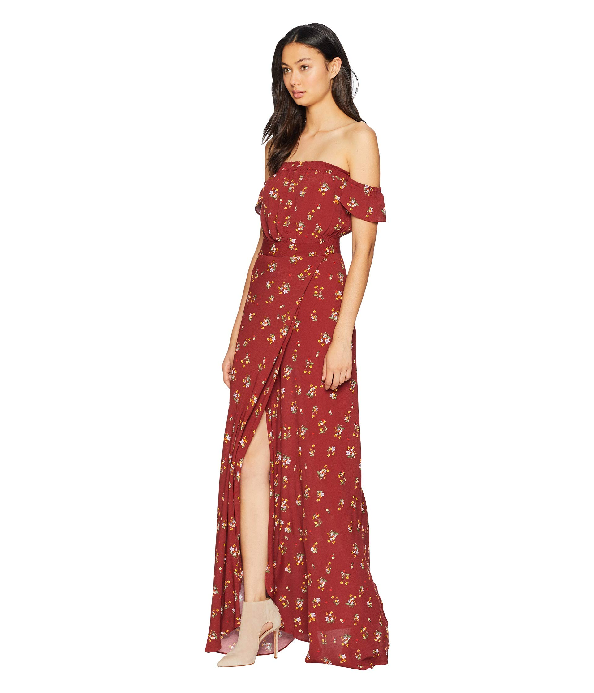 Autumn Flynn Bunches Dress Maxi Skye Bella ASB4S8T
