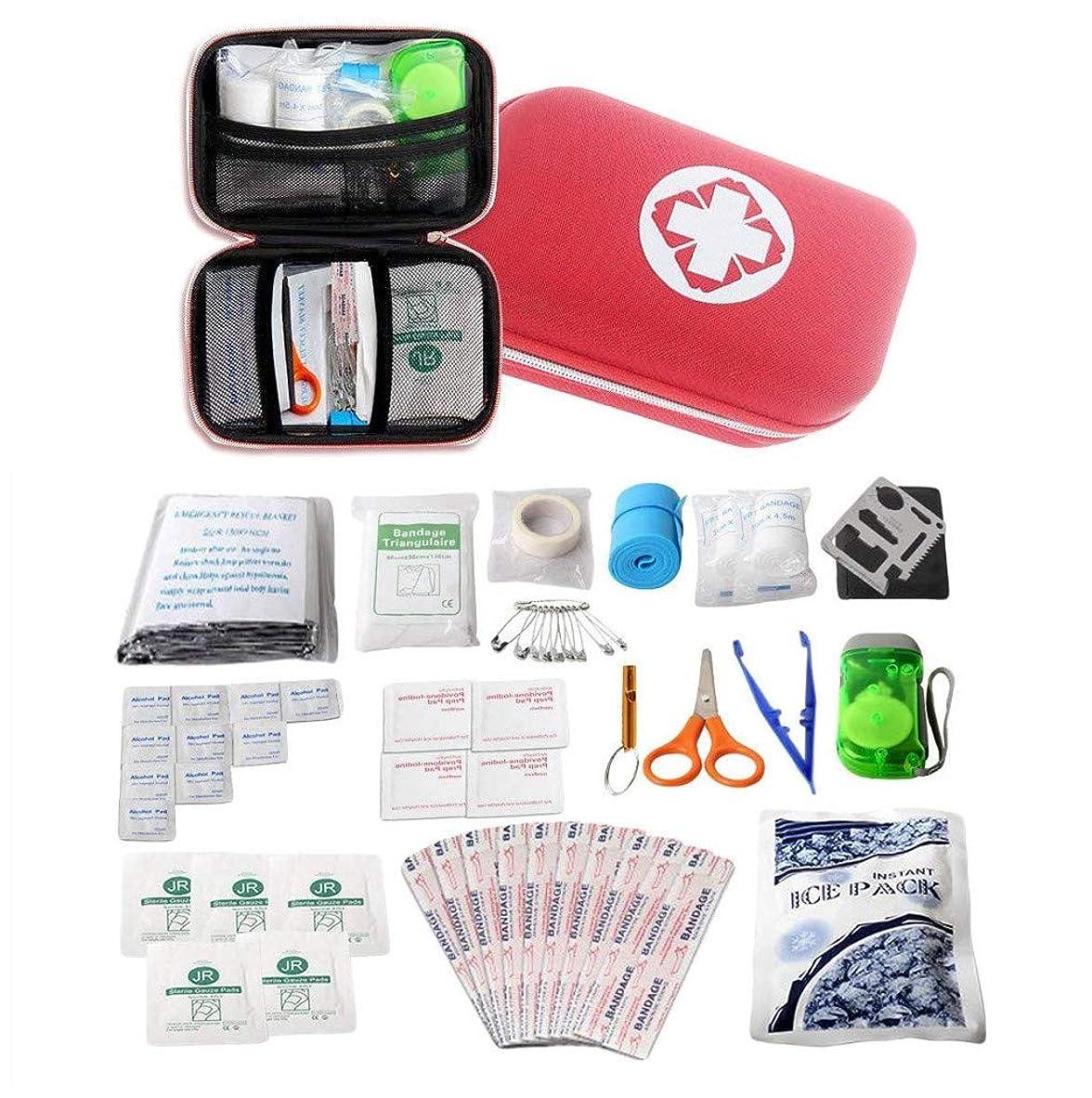 支給八マダム救急セット 応急処置セット 非常時用 18種類のセット