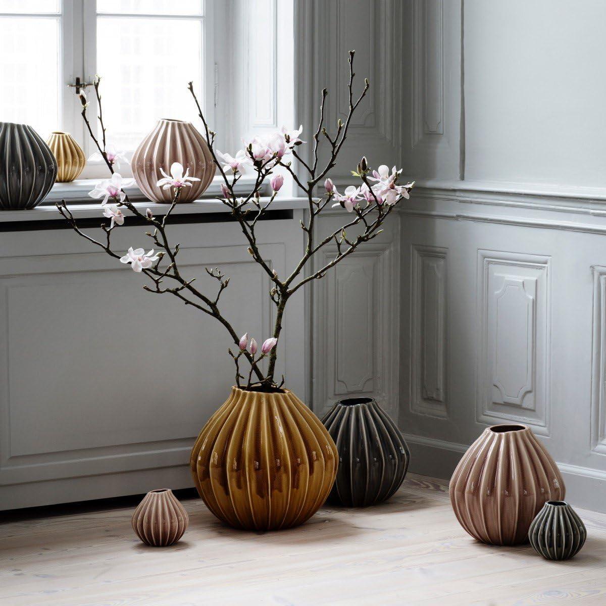 Amazon.de Broste Copenhagen 20 Vase, Keramik