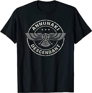 Annunaki Descendant - Sumerian Alien Gods T-Shirt