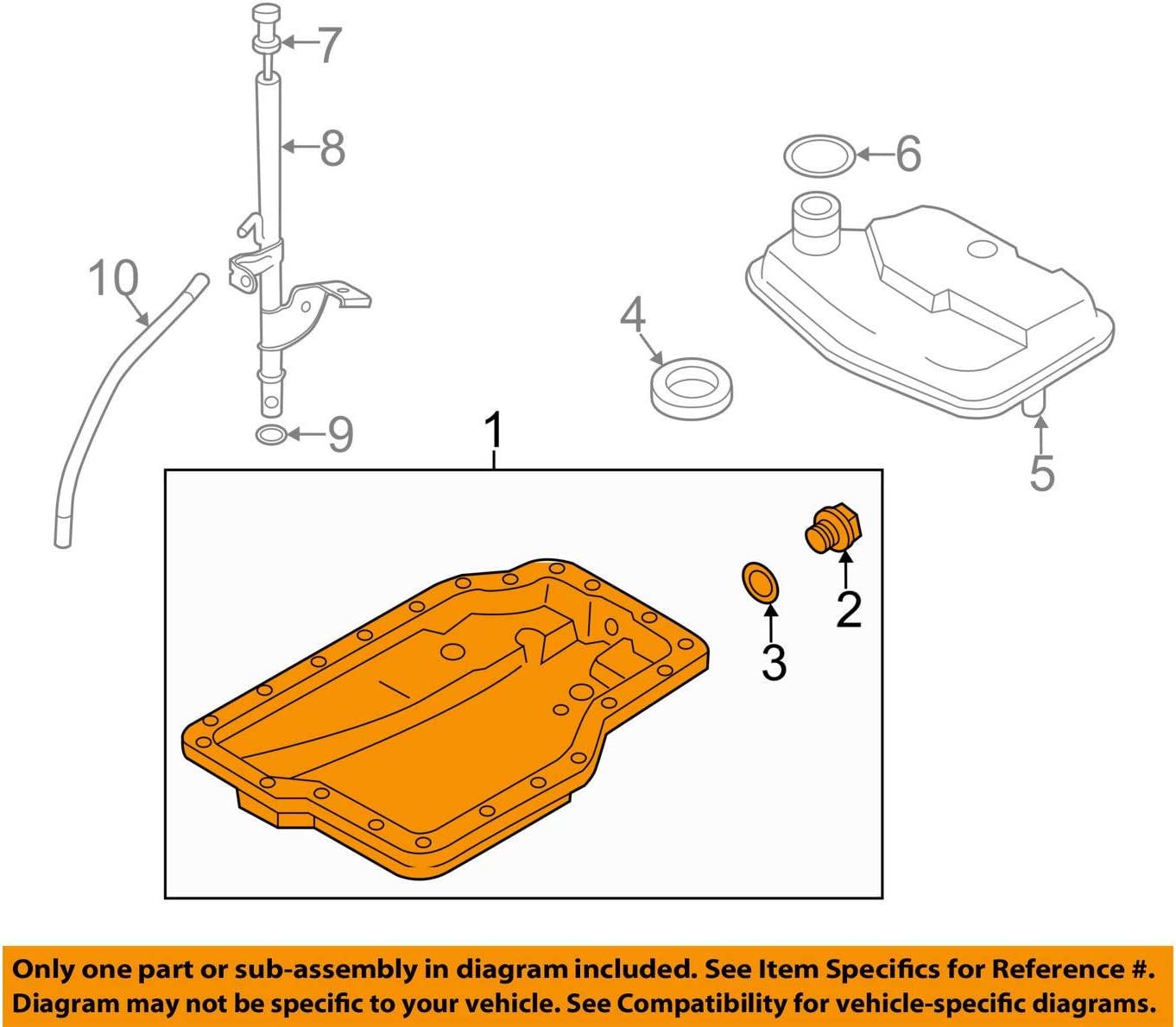 2006-2013 Mazda3 5 6 CX-7 High quality new Replace Transmission Pan AUTOMATIC 2021 model Oil