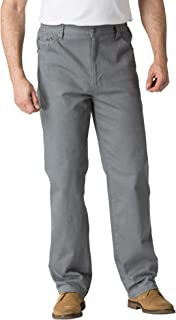 Liberty Blues Men's Big & Tall Relaxed Fit 5-Pocket Stretch Jeans