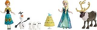 Disney Frozen Fever Birthday Party Small Doll Set