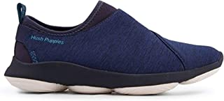 Hush Puppies Women's Victory Bounce Max Shoes, Navy Blue