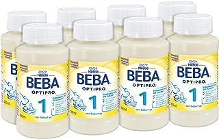 BEBA 贝巴 PRO 1 牛奶饮品 8瓶装 (8 x 200 ml)