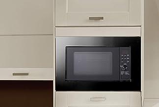 Silva-Homeline EBM-G 20.9 - Microondas empotrable con función Grill y descongelación, 9 programas automáticos de cocción