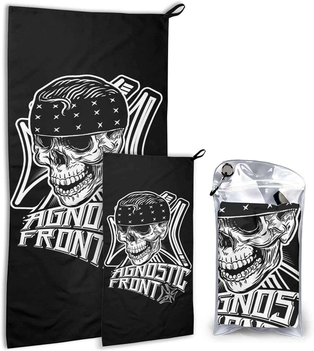 Agnostic Front Utdoors Outdoor Microfiber Popular standard Quic 2 Towel New Shipping Free Shipping Pack Set