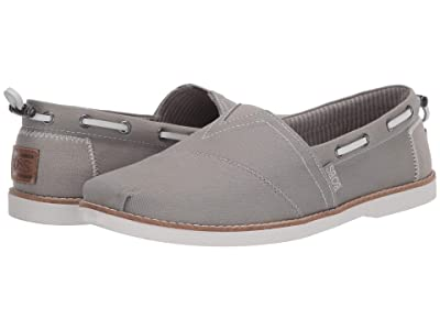 BOBS from SKECHERS Chill Luxe New Light (Gray) Women