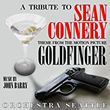 Goldfinger - Theme from the Motion Picture (John Barry) [Clean]