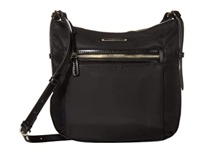 Fiorelli Nancy Crossbody (Black) Handbags