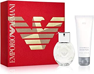Giorgio Armani Emporio Diamond EDP Set 2 Pieces Set, 2 ml