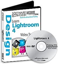 Software Video Learn ADOBE LIGHTROOM 4 Training DVD Sale 60% Off training video tutorials DVD Over 14 Hours of Video Tutorials Training