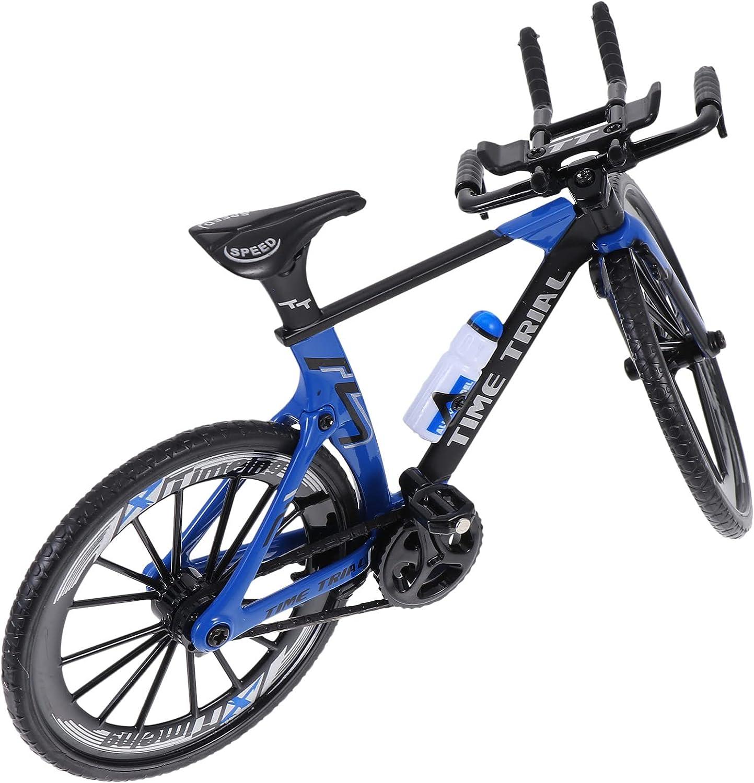 Balacoo Mini Bicycle Model Zinc Alloy Bi Boston Mall A surprise price is realized Racing Toy Bikes Finger