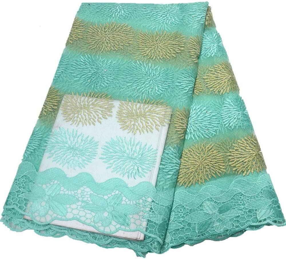 ZHANGOOQI African Department store Oklahoma City Mall French Lace Material Wo Dresses Polyester