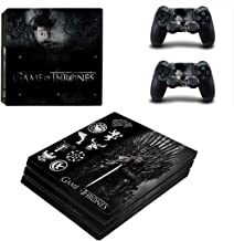 Game Of Thrones Playstation 4 Pro Vinyl Skin Sticker Decal For Ps4 Pro