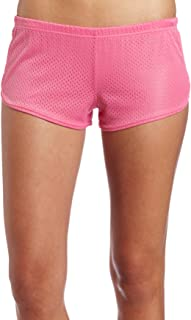 Juniors' Mesh T-Shirtny Tiny Short