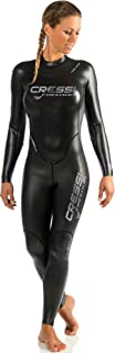 Cressi Lady Triton All-In-One Swim Wetsuit 1.5mm - Premium Neoprene Swimming Suit