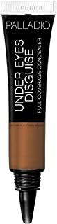 Palladio Under Eyes Disguise Full Coverage Concealer, Mocha, 0.35 Ounce