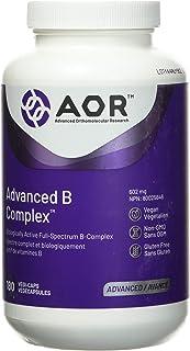 AOR Advanced B Complex - 180 vegi caps