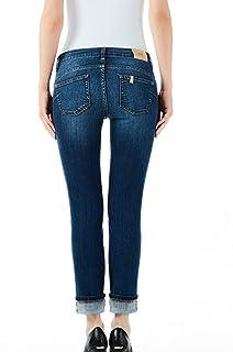 Liu-Jo Blue Denim 1 - Jeans col. 77539 Denim UA0006D4186