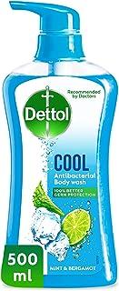 جل استحمام الجسم من ديتول - 500 مل