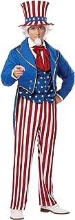 Men's Uncle Sam Adult