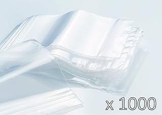 Bolsas de plastico con cierre zip - 300mm x 400mm - 1000