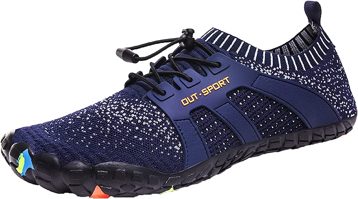 HYYP Water Shoes Mens Beach Swim Time sale for Pool Quick-Dry Large-scale sale
