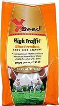 X-Seed 20023 3 Lb High Traffic Ultra-Premium Lawn Seed Mixture