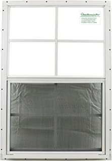 24 x 24 shed windows