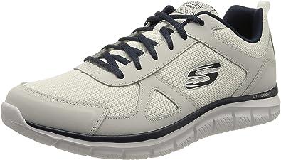 Skechers Men's Track-scloric 52631-bbk Low-Top Sneakers