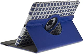 Aduro ROTATA 360 Degrees Rotating Case Cover Folio w/Stand for Apple iPad 2/3 / 4 Generation (Chains)