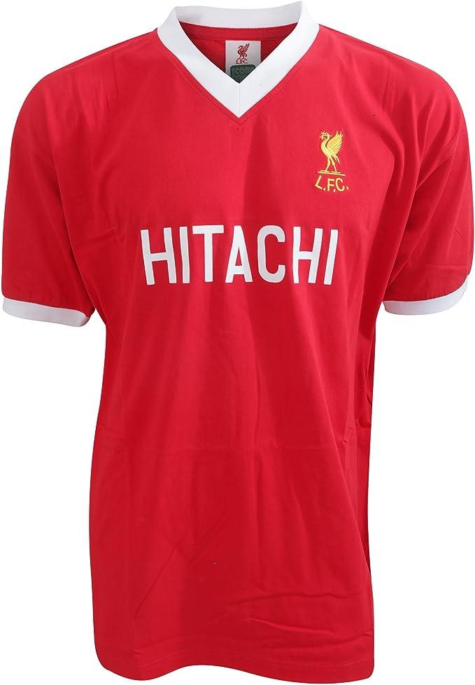 Liverpool 1978 away shirt