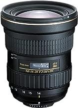 Tokina ATXAF140DXN 14-20mm f/2 Pro DX Lens for Nikon F, Black