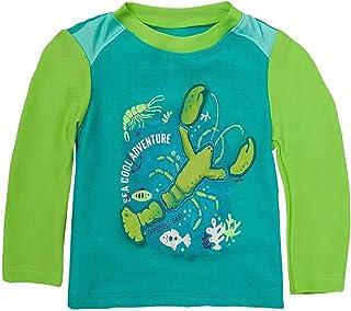 OFFCORSS Baby Boy Long Sleeve Rashguard UV Protection Trajes de Baño para Niños