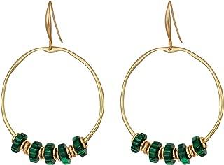 spacer earrings sizes