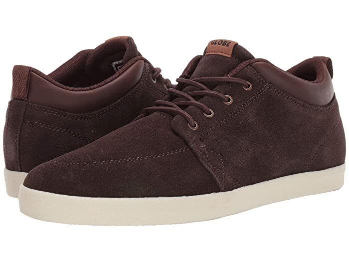Globe  GS Chukka (Chocolate/Crepe) Mens Skate Shoes