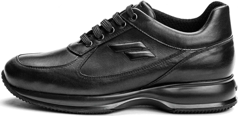 Frau 41A2 vit vit vit svart skor kvinna skor Laces läder  unik design