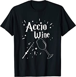 accio wine shirt