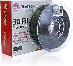 Filatech PLA Filament, Dark Metallic Grey, 1.75mm, 1kg, Made in UAE