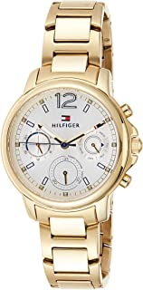 Tommy Hilfiger Casual Watch For Women Analog Stainless Steel - 1781742