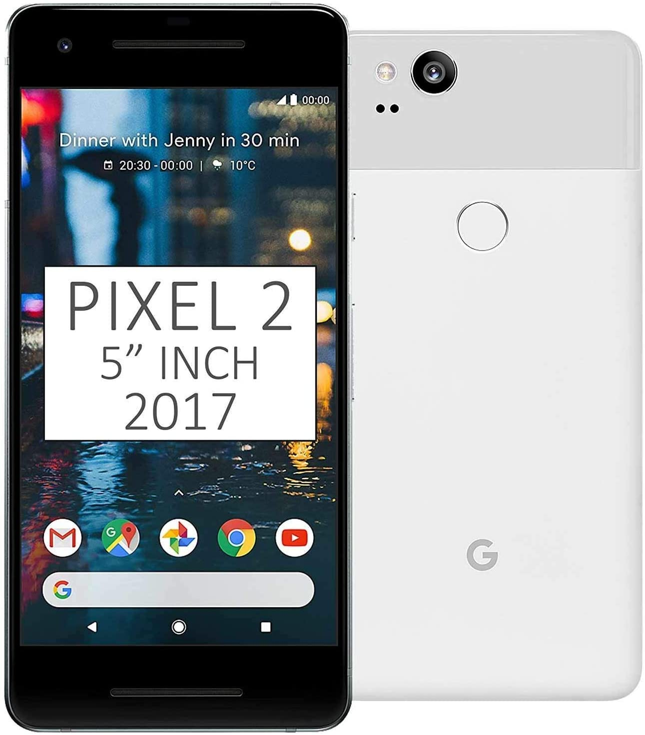 Google Pixel 2 64 GB Unlocked Courier Max 88% OFF shipping free Carriers Wo for Smartphone GSM All