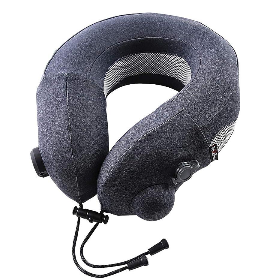 不運主張する同種のU字型枕家庭用旅行用ポータブル枕脊椎肩サポート枕レジャー通気性枕,Lightgray