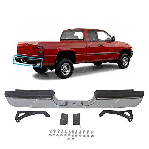 Replacement Bumper Dodge RAM 2500: Amazon com