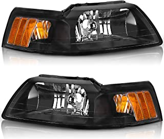 Best 2004 ford mustang headlight assembly Reviews