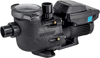 Hayward W3SP3206VSP Pool Pump, 2.7 HP, Black