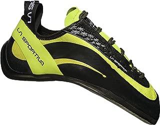 La Sportiva Men's Miura Climbing Shoe Lime 42 D EU
