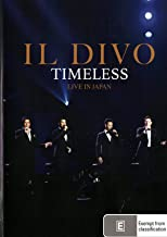 Il Divo - Timeless Live in Japan [DVD]