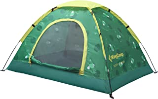 KingCamp Junior 2-Person Youth Light Easy Up Children Playing Tent for Indoor, Outdoor, Camping